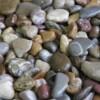 Галька Красное море (речная) 10-20мм, 40кг