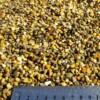 Галька речная (желтая) в мешках  3-5мм, 40кг