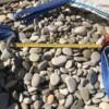 Черноморская галька в мешках  20-40мм, 40кг